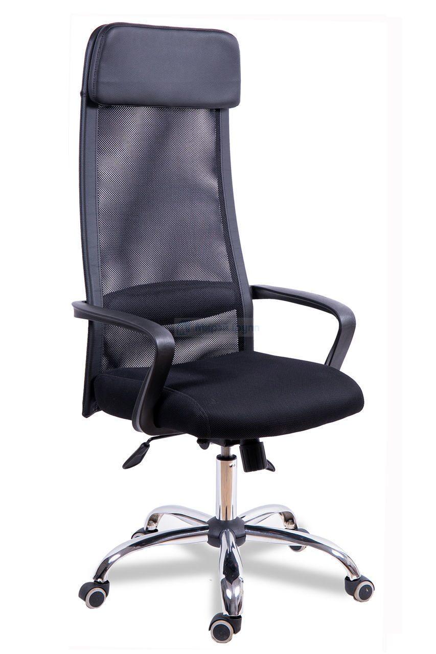 офисное кресло схема спинка